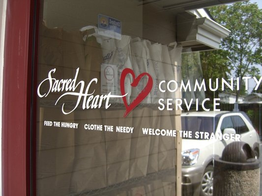 Sacred Heart Community Service San Jose Ca Helping Those In Need